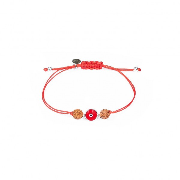Red Turkish Eye Bracelet to protect Love