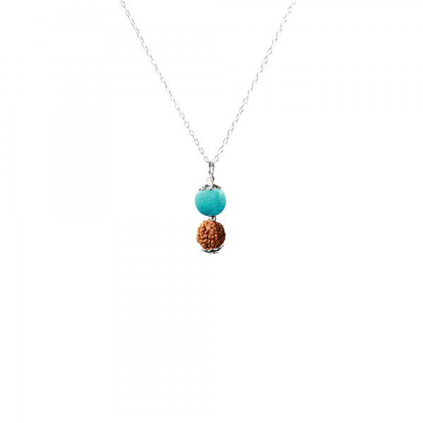 Abundance Rudra Necklace