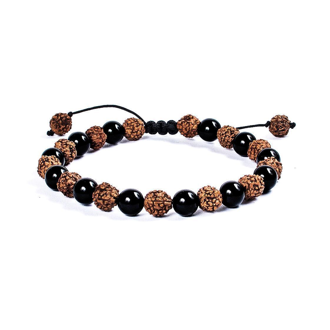 Rudraksha Protection Bracelet